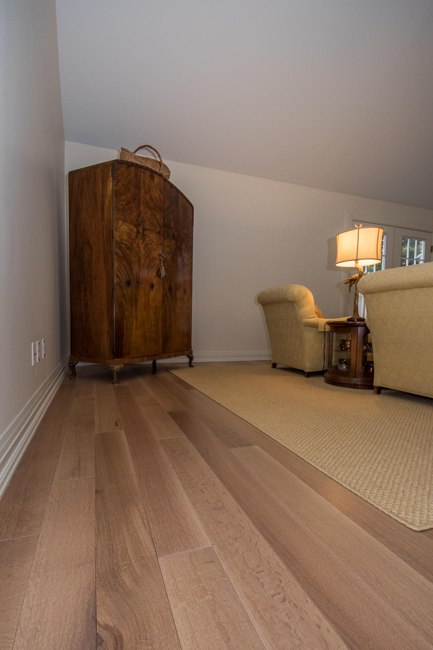 Graf Custom Hardwood Engineered White Oak Select